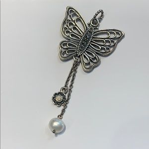 Pandora Love Takes Flight Butterfly Pendant